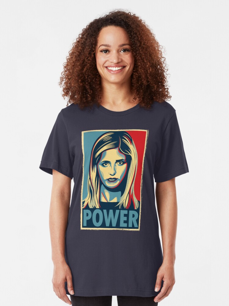 Alternate view of Power Slim Fit T-Shirt