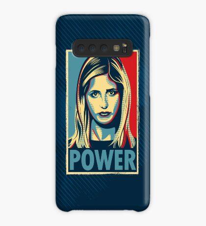 Poder Funda/vinilo para Samsung Galaxy