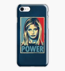 Power iPhone Case/Skin
