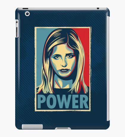 Power iPad Case/Skin