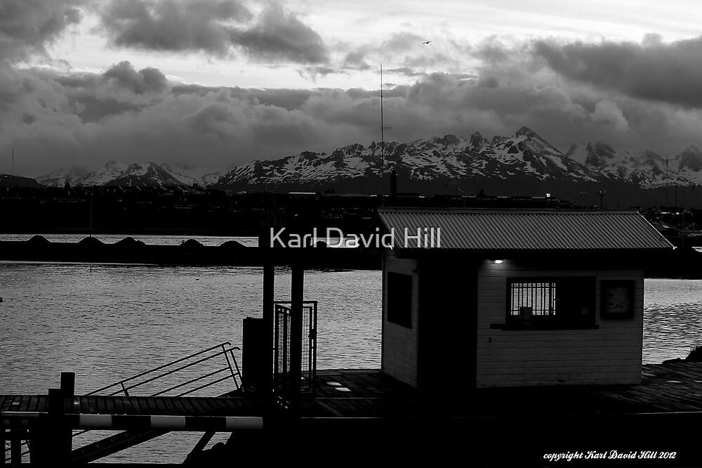 Ushuaia 007 by Karl David Hill
