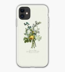 The Perks... - flower case iPhone Case