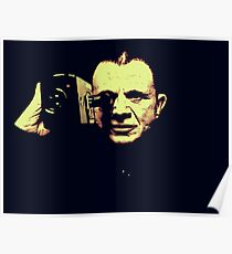 Lost highway - mystery man Poster