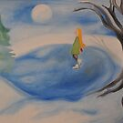 Silent Night by budrfli
