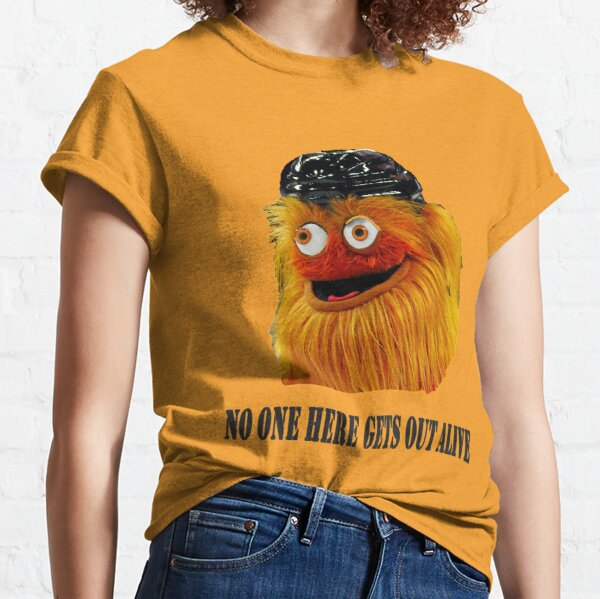 Philadelphia's Gritty Mascot  Classic T-Shirt