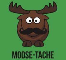 Moose-Tache | Unisex T-Shirt