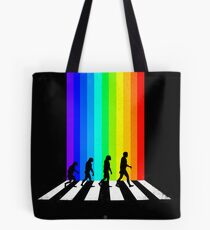 99 Steps of Progress - Psychedelia Tote Bag