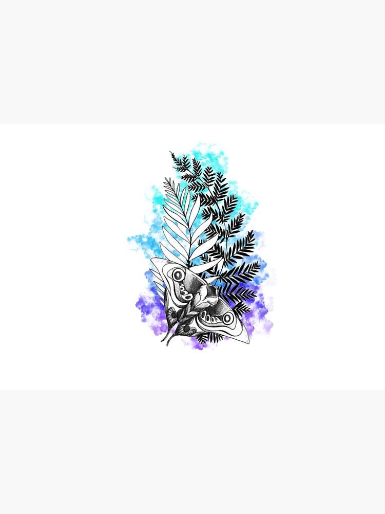 The Last Of Us Tattoo Splash by hollyu16