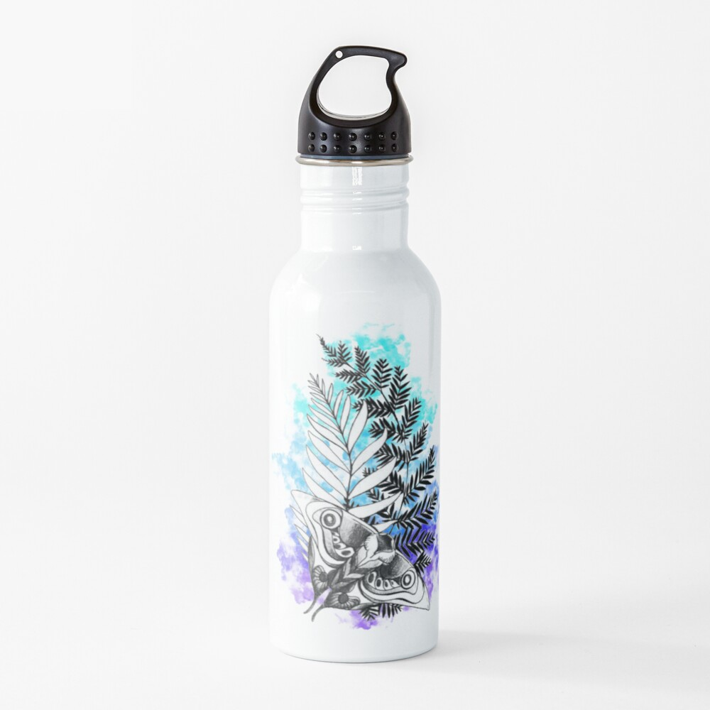 The Last Of Us Tattoo Splash Water Bottle