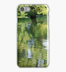 Rutland Water Reflection iPhone Case/Skin