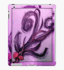 Purple © iPad Case/Skin