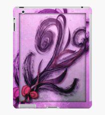 Purple © iPad Case/Skin