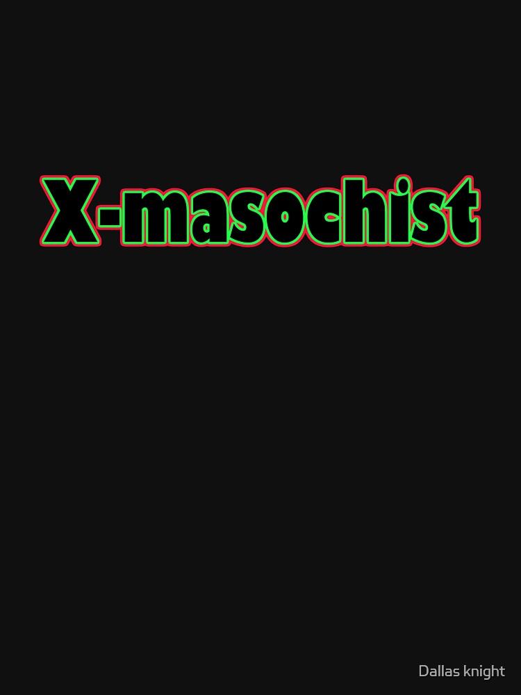 X-masochist  by tiaknight
