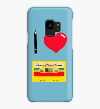 Tapencil love Case/Skin for Samsung Galaxy