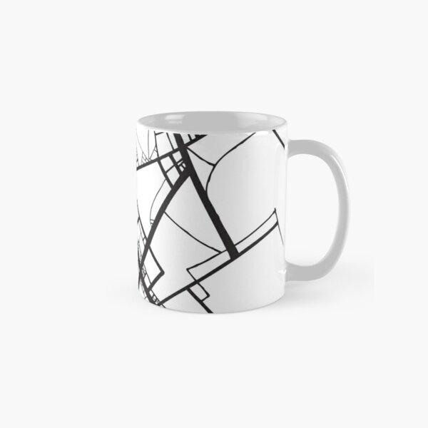 Suspension (Fractal scaffold #2) Classic Mug