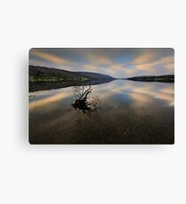 Coniston Dawn Canvas Print