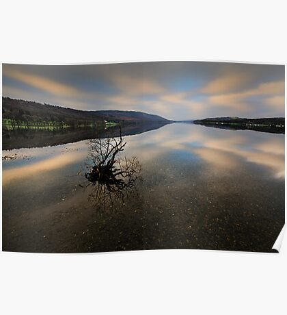 Coniston Dawn Poster