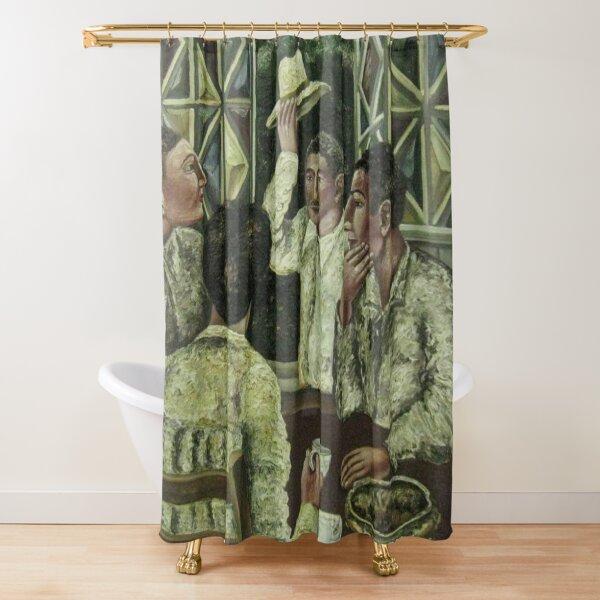 выставка «Художественное содружество наций» из фондов Сочинского художественного музея Shower Curtain