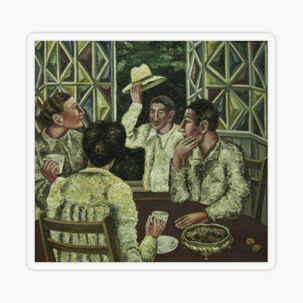 выставка «Художественное содружество наций» из фондов Сочинского художественного музея Transparent Sticker