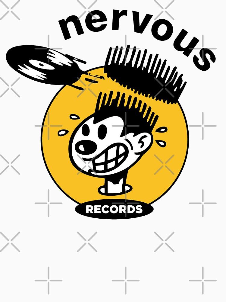 Nervous Records by Mariodamar