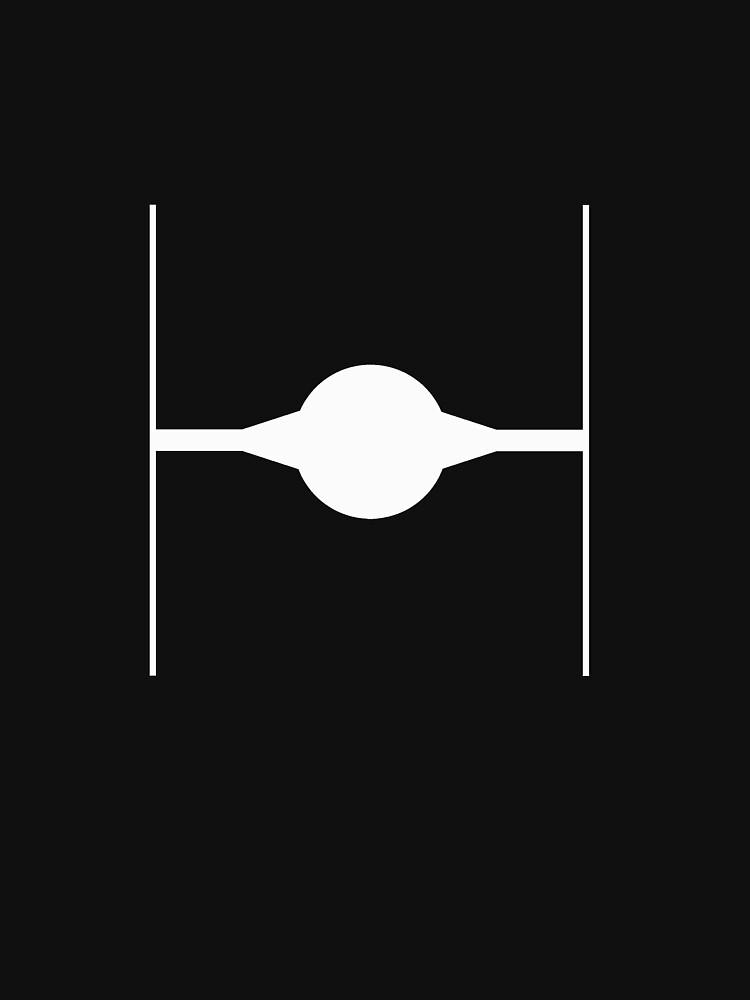 Star Wars - TIE/LN Starfighter - White | Unisex T-Shirt