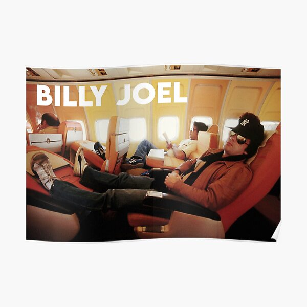 Billy Joel Picture Poster Poster