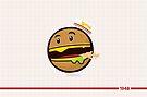 Burger Animal  by mykowu