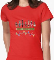 Stop Motion Christmas - Style G T-Shirt