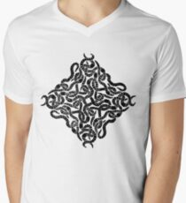 Earthworm Men's V-Neck T-Shirt