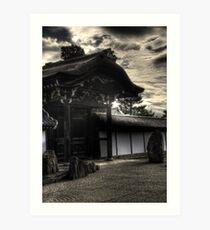 Tofuku-ji Art Print
