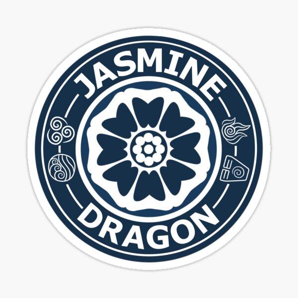 Uncle Iroh's Jasmine Dragon Tea Shop - Avatar the Last Airbender Sticker