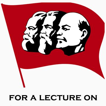 Lecture on Communism by alhodg