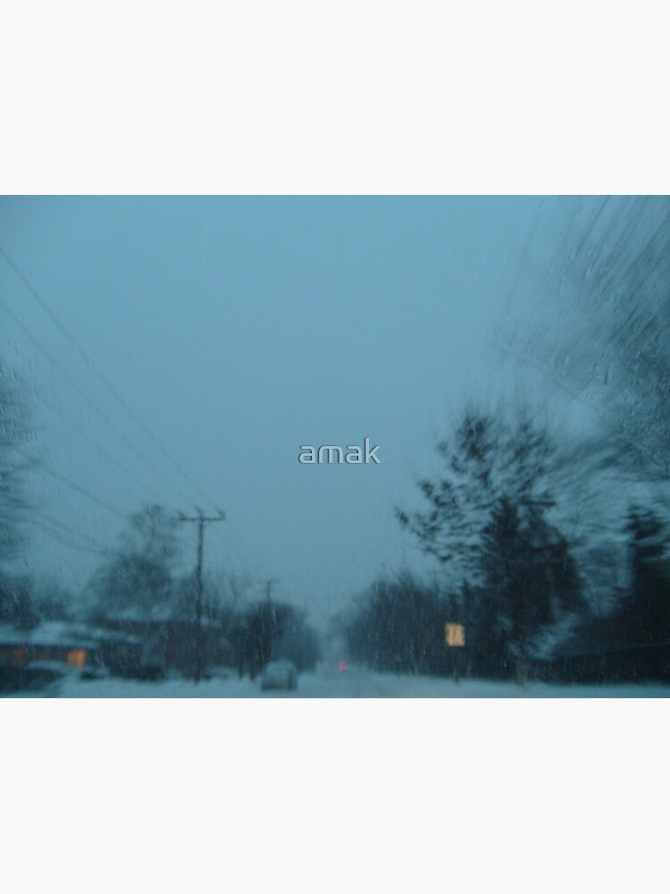 Through the storm by amak