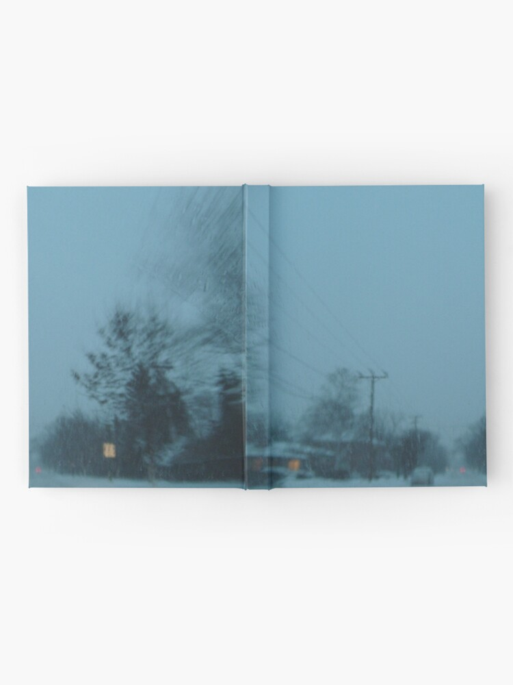 Alternate view of Through the storm Hardcover Journal