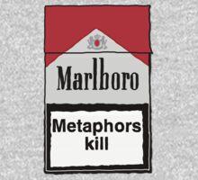 Metaphors Kill | Unisex T-Shirt