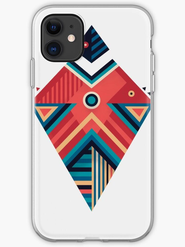 Arrow Triangle iPhone 11 case