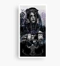 The Witcher - The Hearts of Stone Canvas Print