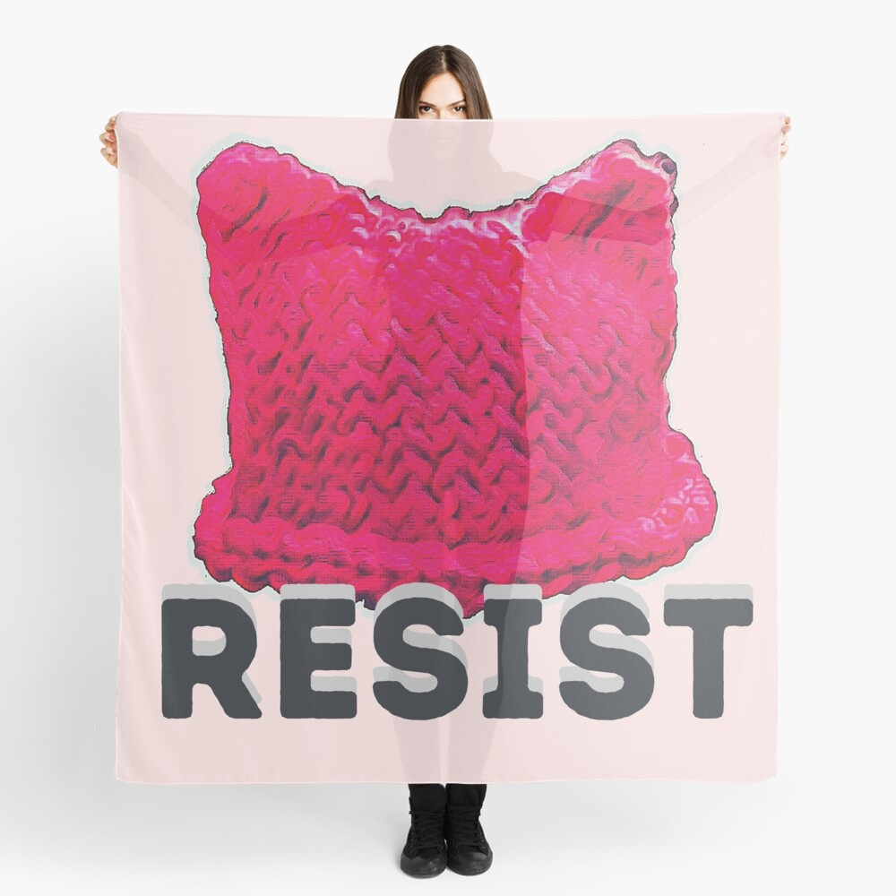 Join The Resistance Scarf