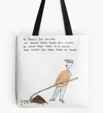 Mr. Banks Tote Bag