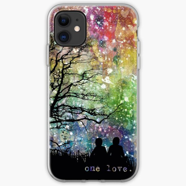 One Love iPhone Soft Case