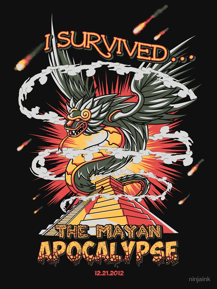 I Survived 12.21.2012 | Unisex T-Shirt
