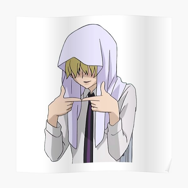 Tamaki Being Shy OHSHC  Poster