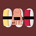 SushiDeki by hidekiproject