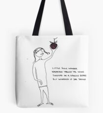 Little Suzie Wonder Tote Bag