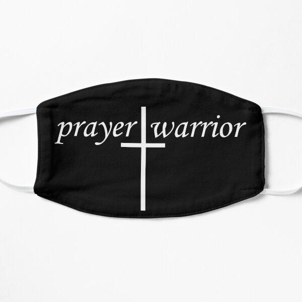 Prayer Warrior Flat Mask
