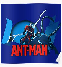 Funny Antman Poster