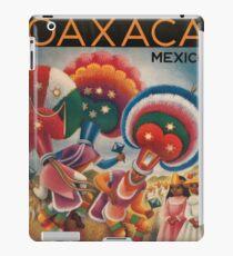 Vintage poster - Mexico iPad Case/Skin