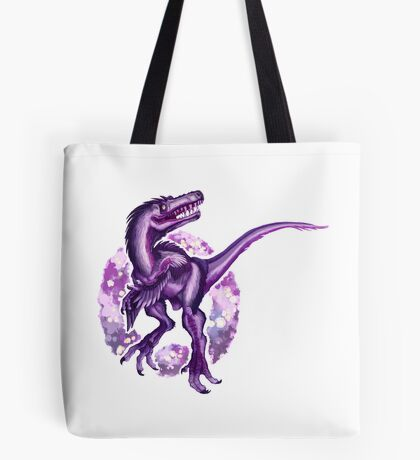Alioramus (without text)  Tote Bag