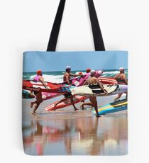 The Race 3 Tote Bag