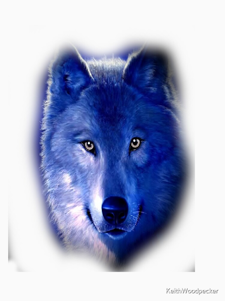 Wolfy wolf by KeithWoodpecker